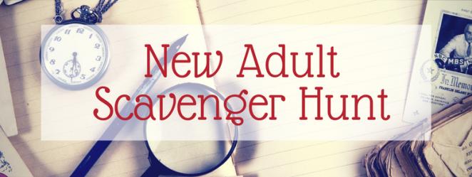 New Adult Scavenger Hunt banner 1